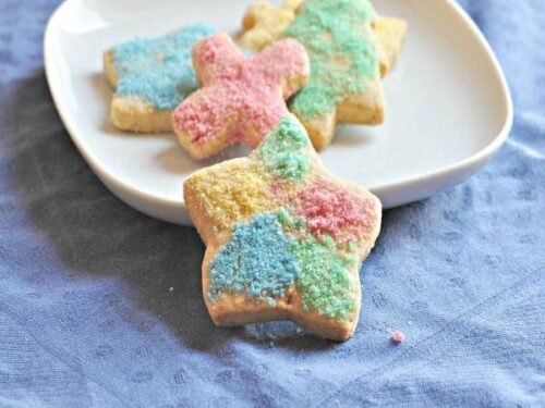 Homemade Sugar Cookies with Healthier Options