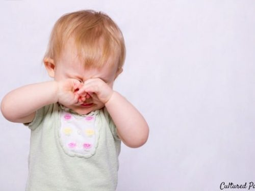 Do the Terrible Twos Have to be Terrible - handling the terrible twos