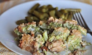 broccoli nut casserole