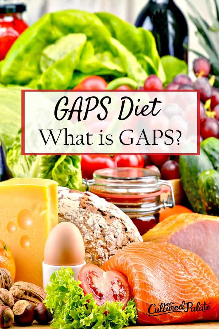 The GAPS diet has been life changing for me and my family. Food is medicine, gut bacteria is important, autism can be corrected! I no longer suffer from several autoimmune diseases. myculturedpalate.com #gaps #gapsdiet #gapslegal #gapsreview