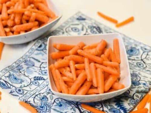 Fermented Carrots + Video (GAPS, Paleo)