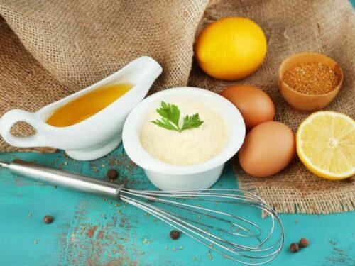 Basic Homemade Mayonnaise