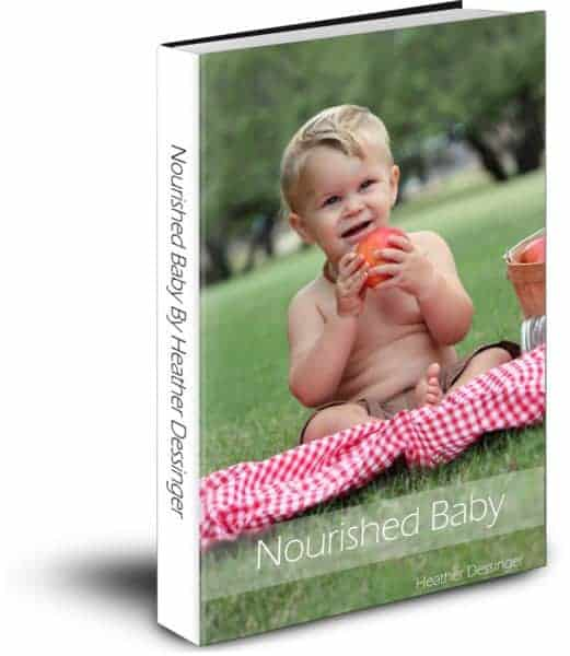 Nourished Baby E-Book Giveaway!