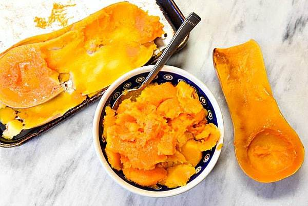 FInished Roasted Butternut Squash Recipe