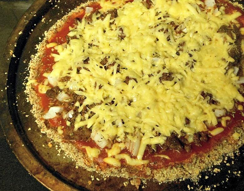 Grain Free Pizza Crust - GAPS Legal