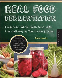 Real Food Fermentation Giveaway – 2 Winners!