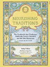 Weekly Giveaway – Nourishing Traditions Cookbook