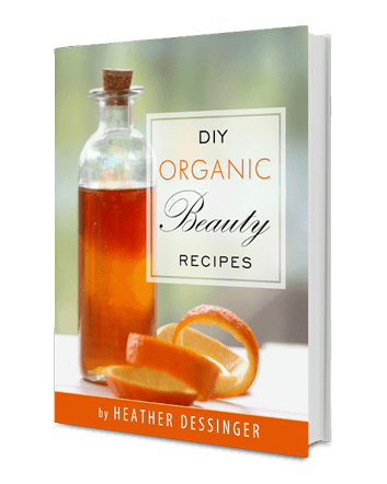 Weekly Giveaway – DIY Organic Beauty Recipes E-Book
