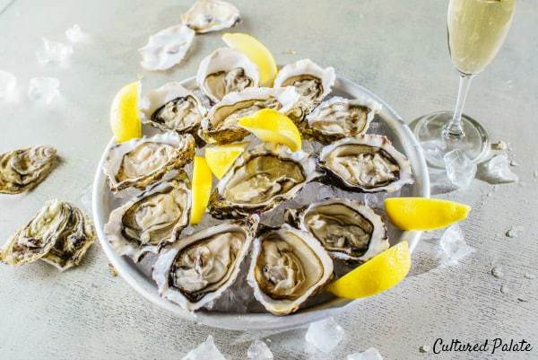 Benefits of Eating Oysters