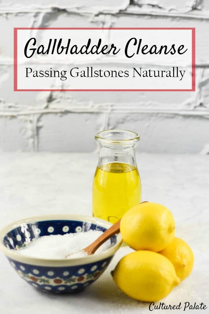 Can you get rid of gallstones naturally? Here is a gallstone remedy that shows you how to get rid of gallstones with a gallbladder cleanse that allows passing gallstones easily and without surgery. https://myculturedpalate.com/  #gallstoneremedy #gallstones #passinggallstones