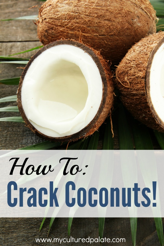 How to Crack Coconuts