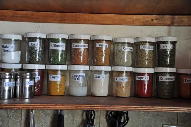 bulk spices from mountain rose herbs