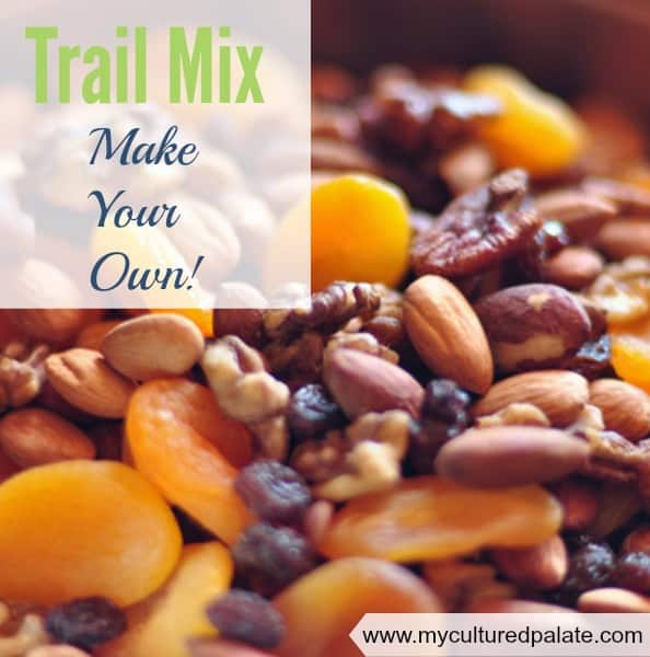 Trail Mix Make Your Own