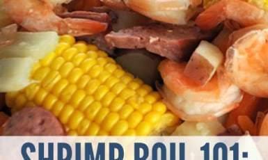 Shrimp Boil 101