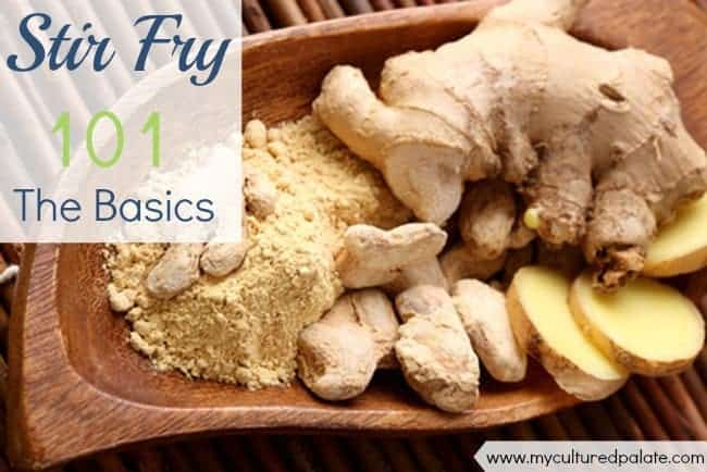 stir fry 101 the basics