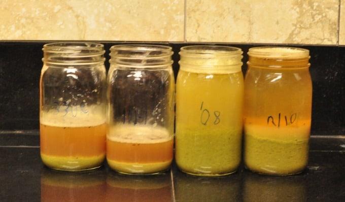 Roussanne juice
