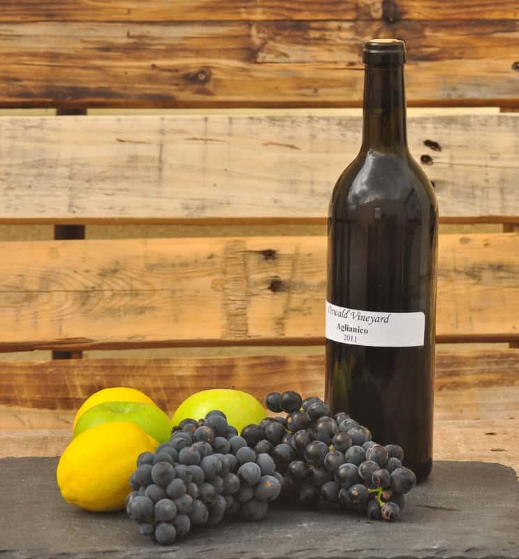 Tuttie Fruiti Red Wine Sangria - Aglianico wine