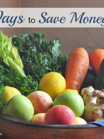 10 ways to save money juicing