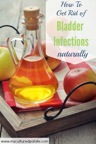 How to get rid of Bladder Infections Naturally
