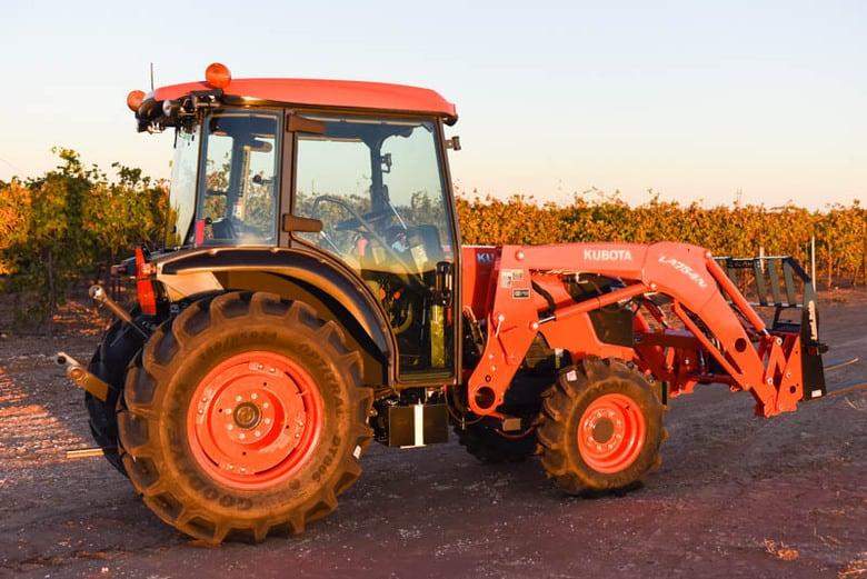 Kubota 8540 Narrow Tractor