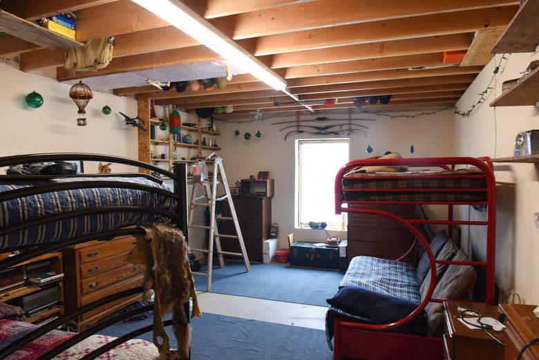ICF Basement - Boys' Room