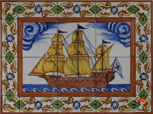 749-3 Sailing Ship