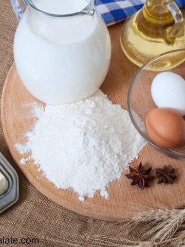 Make Recipes Healthier - Recipe Ingredients