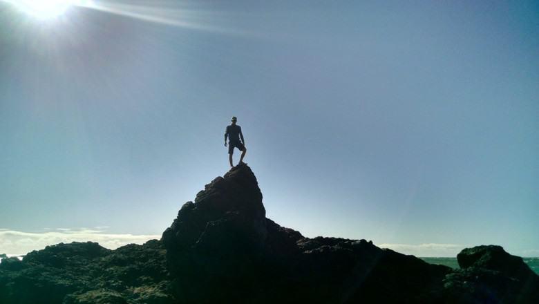 Mountain Climbing in California