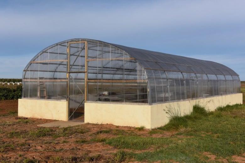 ICF Greenhouse