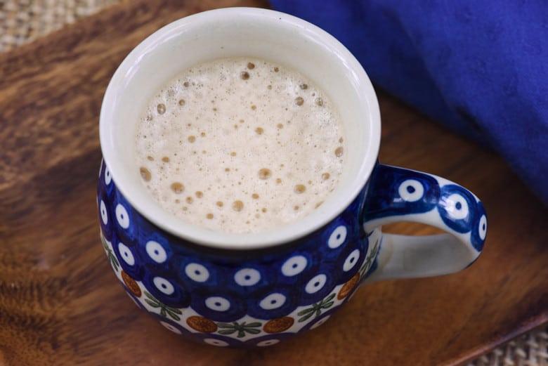 Healthy Coconut Coffee