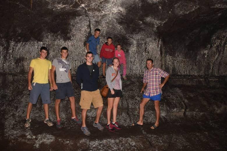 Mauna Loa Lava Tube