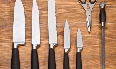 Kitchen Knives – Which Do I Need?