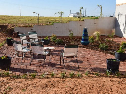 DIY Brick Patio – How to Make Your Own!