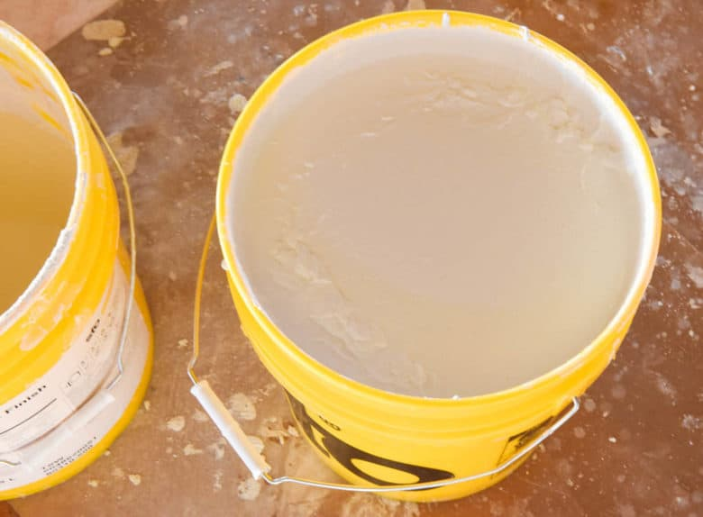 EIFS topcoat - 5 gallon bucket