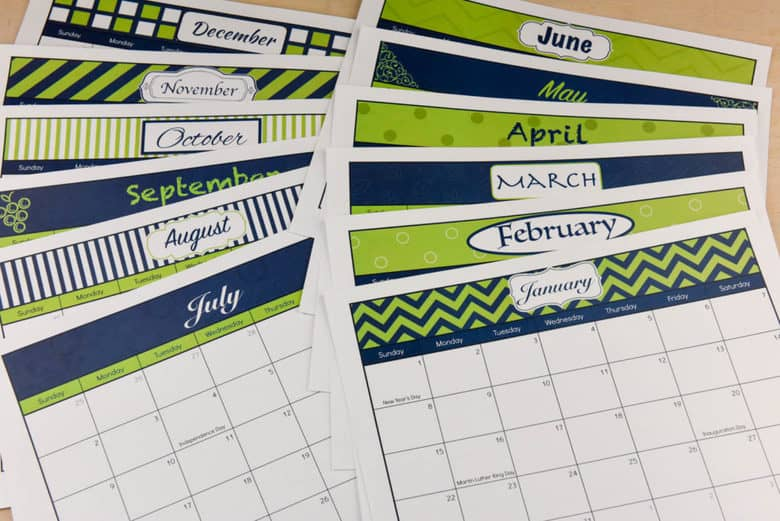Daily Life Planner - Meal Planning