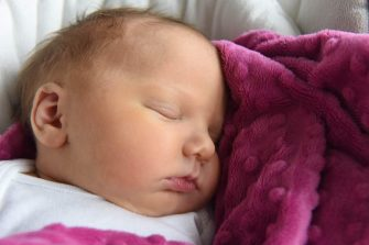 New Addition to the Family – A Granddaughter