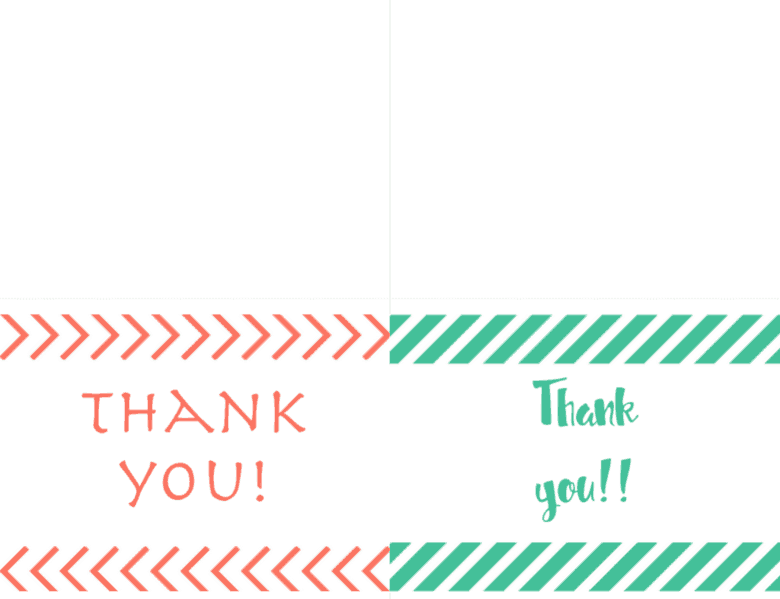 free printable thank you cards cultured palate