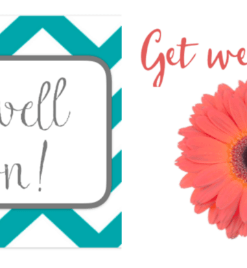 Free Printable Get Well Cards