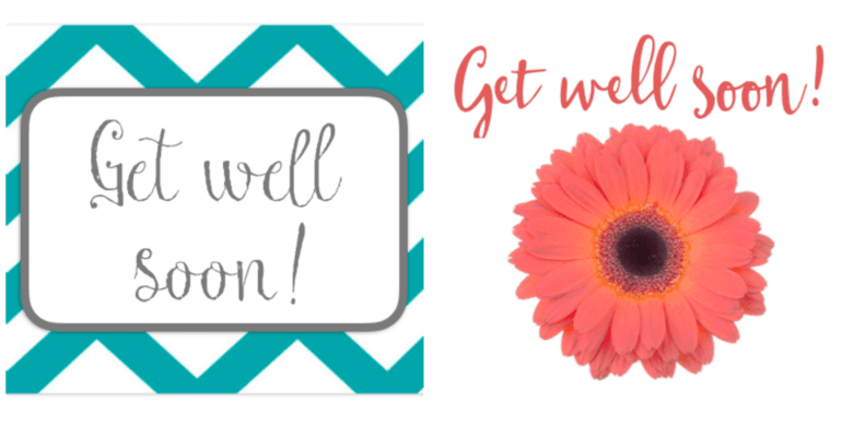 Astounding image pertaining to printable get well card