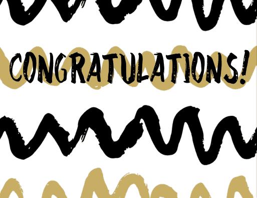 Congratulations free printables