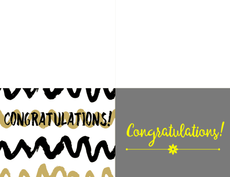 photograph regarding Congratulations Cards Printable referred to as Congratulations Playing cards - Cost-free Printables Cultured Palate