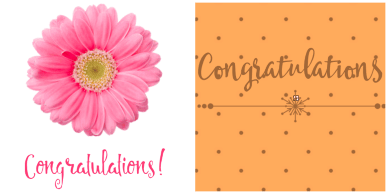 image about Congratulations Cards Printable known as Congratulations Playing cards - Absolutely free Printables Cultured Palate
