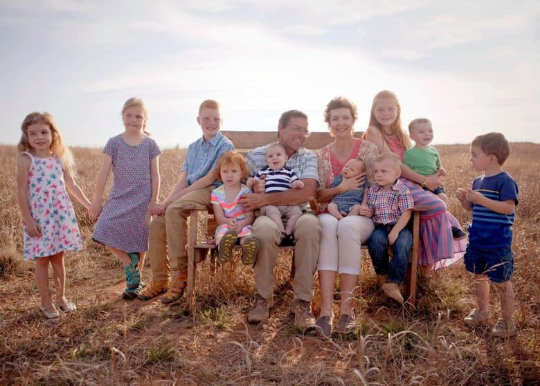 2017 Family Photos - with grandchildren