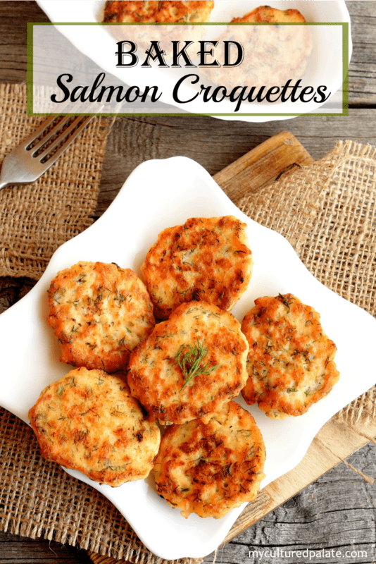 Recipe For Salmon Croquettes Baked Besto Blog