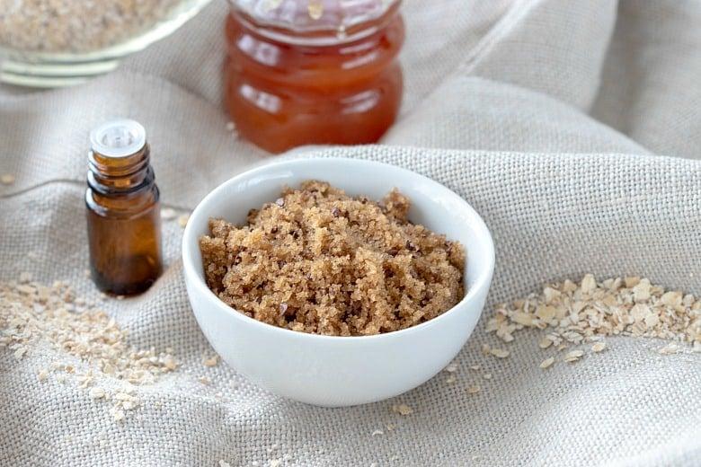 Face Sugar Scrub Recipe | Sguar Scrubs