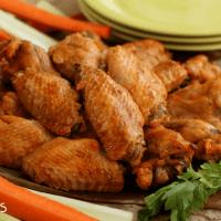 Crock Pot Chicken Wings Recipe
